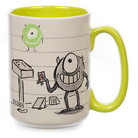 Mike Wazowski Art of Pixar Mug