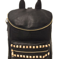 Studded Backpack or Shoulder Bag - HaileyMason, LLC Store