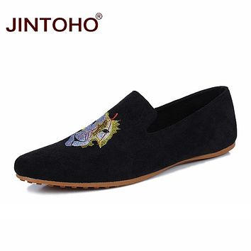 Men Casual Shoes Fashion Breathable Shoes Casual Shoes Slip On Men Loafers Designer Flats Shoes