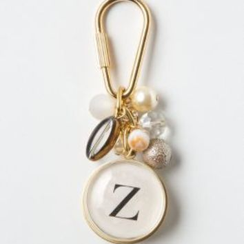 Monogram Keychain by Lenora Dame Assorted