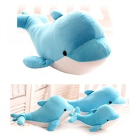 Super Cute Dolphin Pillow