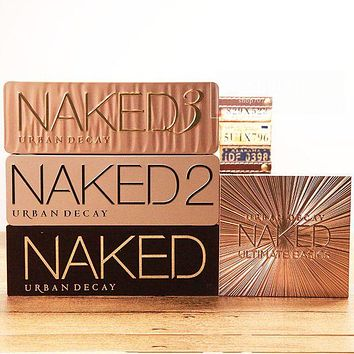 Fashion Urban Decay Naked Eyeshadow Palettes