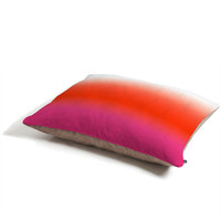 Natalie Baca Under The Sun Ombre Pet Bed