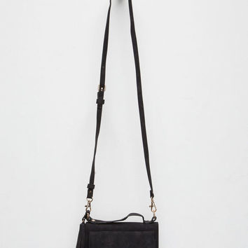 VIOLET RAY Peyton Wallet Crossbody Bag