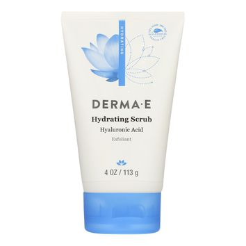 Derma E Facial Scrub - Hydrating - 4 Oz