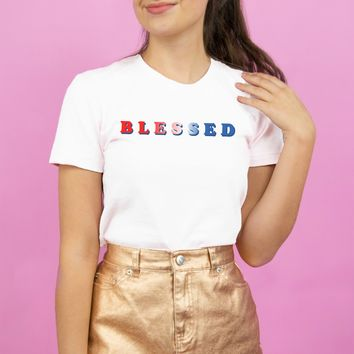 Blessed Womens Shirt