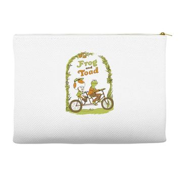 frog & toad Accessory Pouches