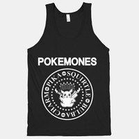Limited Edition Funny Tank top Pokemones Tank top Mens and Tank top girl Size Available in S,M,L,XL,XXL in KaosLaris