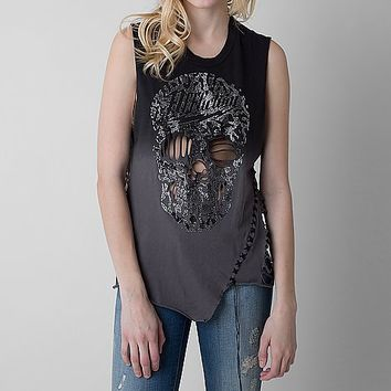 Affliction Rock N Skull T-Shirt