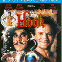 Hook: Robin Williams: 043396380875: