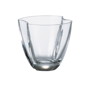 Majestic Gifts 97564-S6 Crystalline Glass Double Old Fashioned Tumbler 10.75 oz. Set of 6