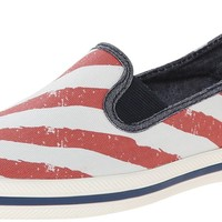 Keds Women's Crashback Patriotic Slip-On Sneaker