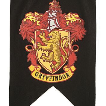 Harry Potter Rare Gryffindor Banner Flag