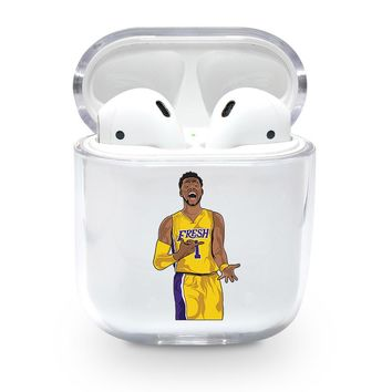 D'Angelo Russell Lakers Airpods Case