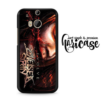 Chelsea Grin 3 HTC One M8 | M9 Case