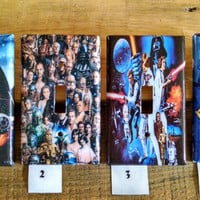 Star Wars Light Switch Plate/Cover