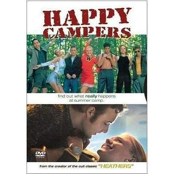 DVD | Happy Campers