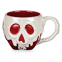 Poisoned Apple Sculptured Mug - Snow White and the Seven Dwarfs