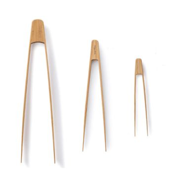 Tongs Set (Large, Small and Tiny)
