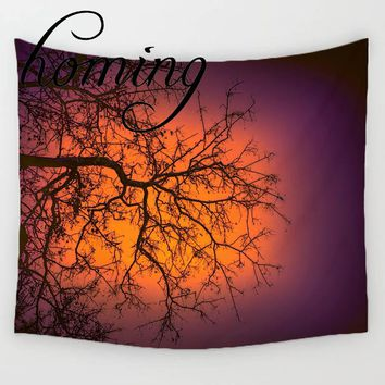 Homing 150X130cm Polyester Wall Tapestry Trees Printed Beach Towels for Adults Throw Mat Bedspread Blanket Rug Home Bedroom Rug