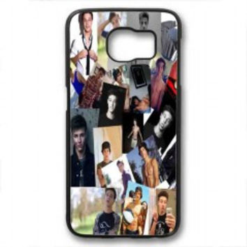 Camerondallas for samsung galaxy s6 case
