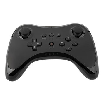 Classic Dual Analog Bluetooth Wireless Remote Controller USB U Pro Game Gaming Gamepad for for Nintendo Wii U