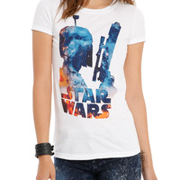 Star Wars Boba Fett Galaxy Girls T-Shirt