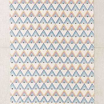 Assembly Home Loretta Triangle Printed Rug