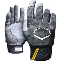 EvoShield ProStyle Protective Batting Gloves Youth - Camo