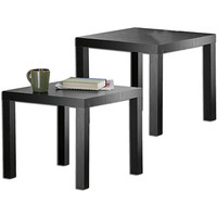 Walmart: Parsons End Tables - Value Bundle