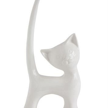 Cat Ring Holder By Creative Coop