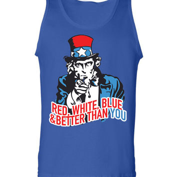 'Better Than You' Tank Top
