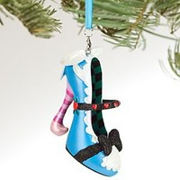 Alice in Wonderland Shoe Ornament | Disney Store