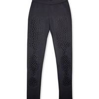 Cynthia Rowley -  Bonded Legging with Studs | Bottoms by Cynthia Rowley