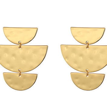 gorjana Uma Drop Studs Earrings Gold - Zappos.com Free Shipping BOTH Ways