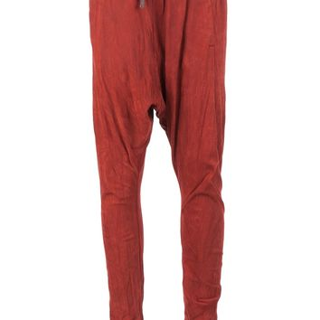 Isaac Sellam Experience Drop Crotch Trousers
