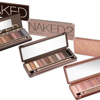 SALE On URBAN DECAY Naked Eye shadows