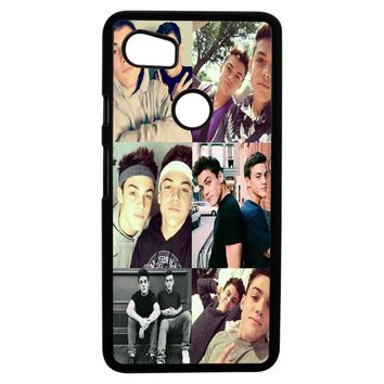 Ethan And Grayson Dolan Twins Google Pixel 2XL Case