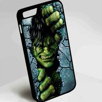 Hulk Case for iPhone 4, 4S, 5, 5S, 5C, 6, 6 Plus, 7 and Samsung Galaxy S3, S4, S5,S6, S7