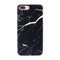 Marble Stone Case for iPhone 6 6s Plus & iPhone 7 Plus +Gift Box