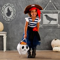 Girl Pirate Costume | Pottery Barn Kids