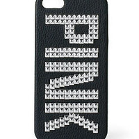 Studded Hard iPhone® Case - PINK - Victoria's Secret