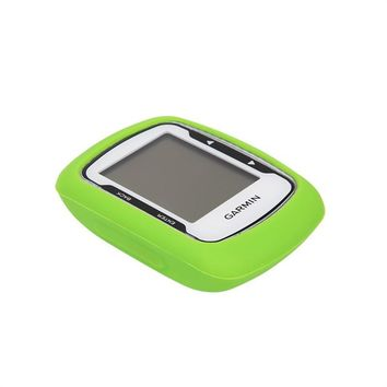 New Green Silicone Rubber Protect Cover Skin Case For Garmin Edge 500 Edge 200 Bike Cycling GPS Computer Accessories
