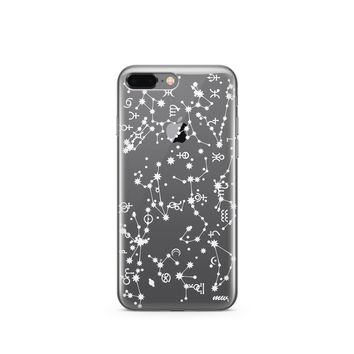 Constellation - Clear TPU Case Cover