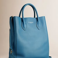 The Carryall in Bonded Leather