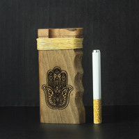 Dugout One Hitter // California Sea // Hamsa Hand & Hempwick