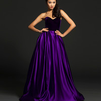 Jovani Couture Dress 212211 - Couture Dresses