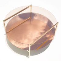 Duotone Coffee Table - Sight Unseen