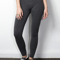 Suzette Premium Leggings - Charcoal