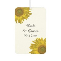 Yellow Sunflowers Wedding